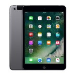 Sprint iPad mini with Retina display - 32GB Wi-Fi + Cellular with Engraving (Space Gray)