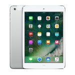 AT&T iPad mini with Retina display - 32GB Wi-Fi + Cellular with Engraving (Silver)