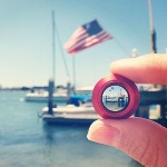 Olloclip 4-in-1 Lens System for iPhone 5 / 5s: Fisheye, Wide-Angle, 10x Macro and 15x Macro - Red Lens / Black Clip OCEU-IPH5-FW2M-RB