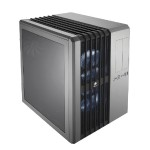 Carbide Series Air 540 Silver Edition High Airflow ATX Cube Case - Silver