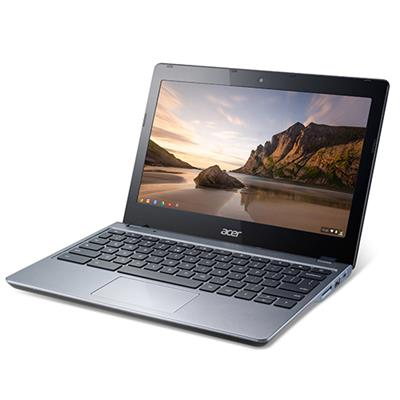 Acer Chromebook C720 Intel Celeron 2955U 1.4GHz Notebook - 4GB RAM, 16GB SSD, 11.6