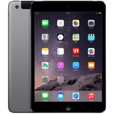 Apple AT&T iPad mini - 16GB Wi-Fi + Cellular (Space Gray) (MF442LL/A)