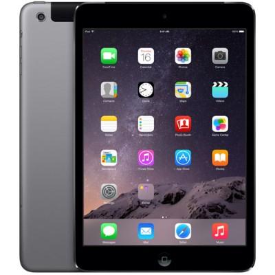 AppleAT&T iPad mini - 16GB Wi-Fi + Cellular (Space Gray)(MF442LL/A)