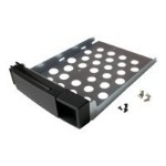 QNAP HD Tray - Storage bay adapter - black - for  TS-119P+ Turbo NAS, TS-219P+ Turbo NAS, TS-419P+ Turbo NAS SP-TS-TRAY-WOLOCK