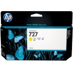 727 YELLOW INK CARTRIDGE 130ML