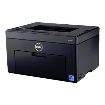 Dell C1760nw Color Laser Printer with 2 years Advanced Exchange Basic Warranty (C176AY2)