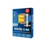 WinZip Pro - (v. 18) - upgrade license - 1 user - CTL - level C (25-49) - Win - Multi-Lingual