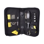 23pc Technicians Tool Kit with Level and Tape Measure - Tool kit