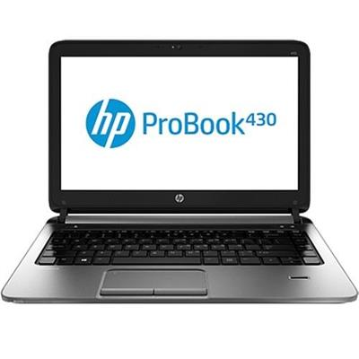 HP Smart Buy ProBook 430 G1 Intel Core i3-4010U Dual-Core 1.70GHz Notebook PC - 4GB RAM, 128GB SSD, 13.3