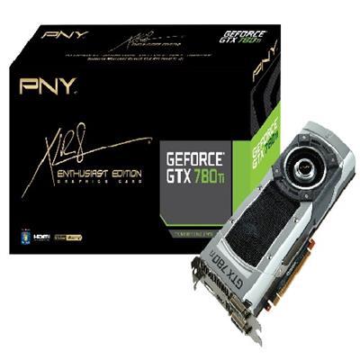 PNYGeForce GTX 780 Ti 3072MB PCI Express Graphics Card(VCGGTX780T3XPB)