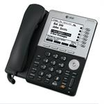 AT&T Synapse Feature Deskset with Caller ID, Speakerphone and Power over Ethernet (POE) SB67031