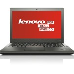 "Lenovo ThinkPad X240 20AL Intel Core i7-4600U 2.10GHz Notebook - 8GB RAM, 256GB SSD, 12.5"" HD IPS, 7260 ac, Bluetooth, Webcam, 3-cell Li-Ion 20AL009CUS"