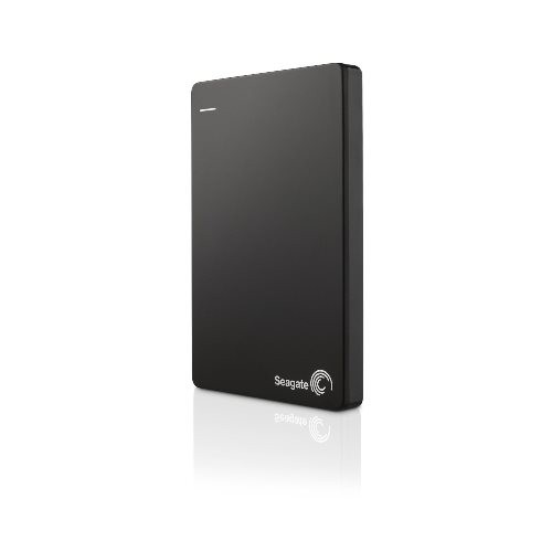 2TB Backup Plus Slim Portable Drive - USB 3.0 - Black