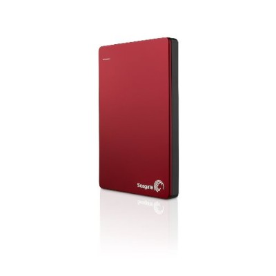 Seagate Backup Plus Slim 2TB Portable External Hard Drive with Mobile Device Backup USB 3.0 (STDR2000103)