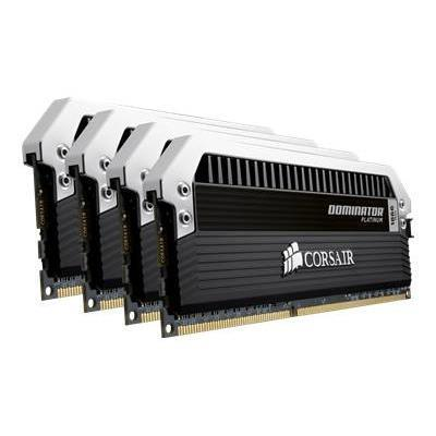 Corsair MemoryDominator Platinum - DDR3 - 16 GB : 4 x 4 GB - DIMM 240-pin(CMD16GX3M4A2400C11)