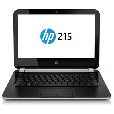 HP 215 G1 AMD Dual-Core A4-1250 1.0GHz Notebook PC - 4GB RAM, 320GB HDD, 11.6