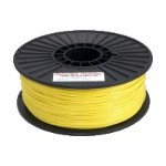 1 - true yellow - 2.2 lbs - ABS filament (3D) - for Replicator 2X