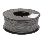 1 - true gray - 2.2 lbs - ABS filament (3D) - for Replicator 2X