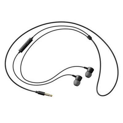 Samsung ElectronicsHS130 In-ear Headphones with Remote - Black(EO-HS1303BEST1)