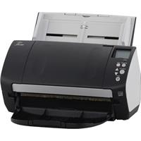 Fujitsu Sheetfed Document Scanner fi-7160 - Scan 60 ppm in color - 80 page automatic document feeder PA03670-B055