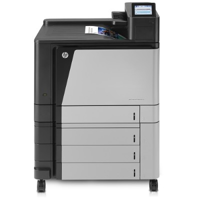 Color LaserJet Enterprise M855xh - printer - color - laser