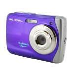 Bell + Howell WP7-P 12.0 Megapixel WP7 Splash Waterproof Digital Camera - Purple