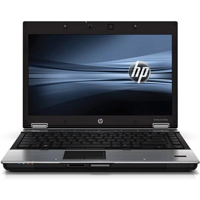 HP EliteBook 8440p Intel Core i5-520M 2.40GHz Notebook - 4GB RAM, 250GB HDD, 14