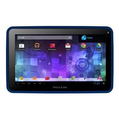 Visual LandPRESTIGE Pro 7D - tablet - Android 4.1 (Jelly Bean) - 8 GB - 7