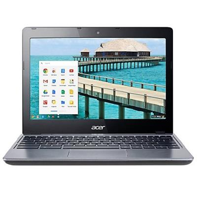 Acer C720P-2625 Intel Celeron 2955U processor 1.4GHz Chromebook - 4GB RAM, 16GB SSD, 11.6