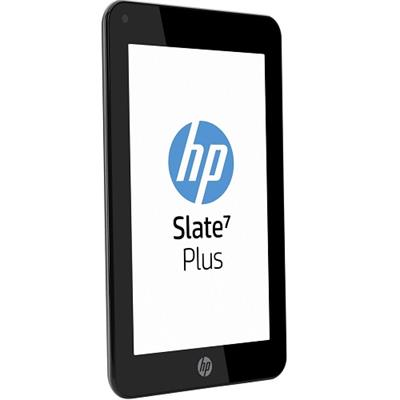 HP Slate 7 Plus NVIDIA Tegra 3 A9 Quad-Core 1.30GHz Tablet - 1GB RAM, 8GB eMMC, 7
