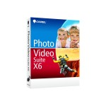 Photo Video Suite X6 - License - 1 user - volume - level 3 ( 251-500 ) - Win