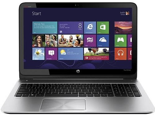 HP ENVY TouchSmart m6-k012dx Sleekbook
