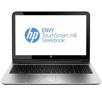 HP ENVY TouchSmart m6-k012dx AMD Elite Quad-Core A10-5745M 2.10GHz Sleekbook - 8GB RAM, 1TB HDD, 15.6