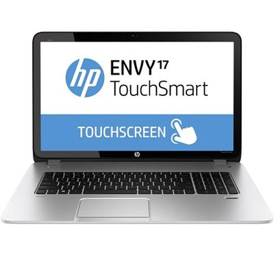 HP ENVY TouchSmart 17-j043cl Intel Core i7-4700MQ 2.4GHz Notebook PC - 12GB RAM, 1TB HDD, 17.3
