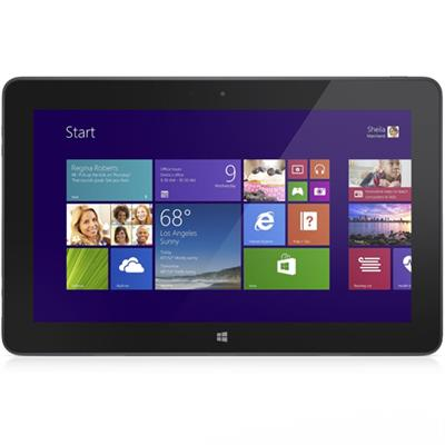 Dell Venue 11 Pro Intel Atom processor Z377 104GHZ, 2GB RAM and WiFi, 64GB Storage, 10.8