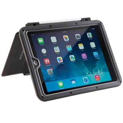 Pelican ProductsProGear Valut Extreme Protecton Case with Cover/Stand for iPad Air - Black/Grey(CE2180-P50A-BLK)
