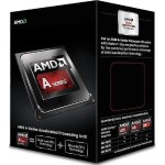Advanced Micro Devices A series A6-6420K - 4 GHz - 2 cores - 1 MB cache - Socket FM2 - Box AD642KOKHLBOX