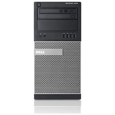 DellOptiPlex 7010 Intel Core i5-3470 3.20GHz Mini Tower - 4GB RAM, 500GB HDD, DVD+/-RW(SMO7010MTW7P0035)