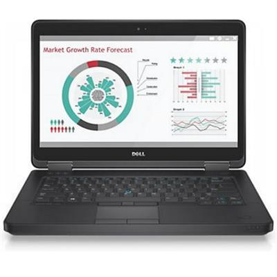 Dell Latitude E5440 Intel Core i3-4010U 1.70GHz Laptop - 4GB RAM, 500GB SSD, 14.0