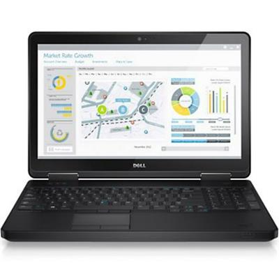 Dell Latitude E5540 Intel Core i7-4600U 2.10GHz Laptop - 8GB RAM, 500GB SSHD, 15.6