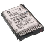 Hewlett Packard Enterprise 300GB hot-plug dual-port SAS hard disk drive - 10,000 RPM, 6Gb/sec transfer rate, 2.5-inch small form factor (SFF), Enterprise, SmartDrive Carrier (SC) - Not for use in MSA products 653955-001