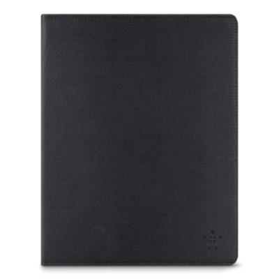 Belkin Classic Strap Cover for iPad Air - Black (F7N053B1C00)