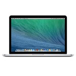 "Apple 13.3"" MacBook Pro with Retina display, Dual-core Intel Core i5 2.4GHz (4th gen Haswell), 4GB RAM, 128GB flash storage, Intel Iris Graphics,2 Thunderbolt 2 ports, 802.11ac Wi-Fi (Open Box Product, Limited Availability, No Back Orders) ME864LL/A-OB"