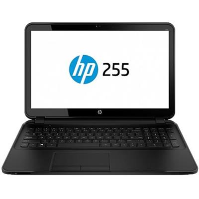 HP Smart Buy 255 G2 AMD Dual-Core E1-2100 1.0GHz Notebook PC - 4GB RAM, 320GB HDD, 15.6
