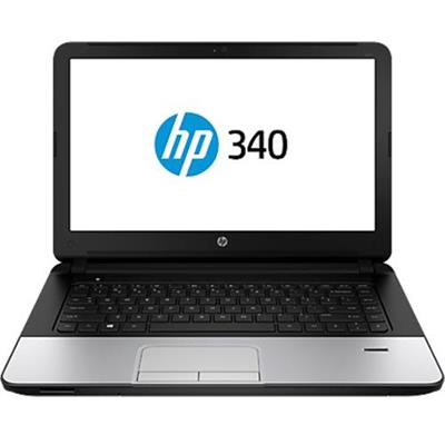 HP 340 G1 Intel Core i3-4010U Dual-Core 1.70GHz Notebook PC - 4GB RAM, 500GB HDD, 14.0