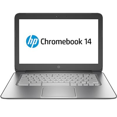 HP Chromebook 14 Intel Celeron Dual-Core 2955U 1.40GHz - 4GB RAM, 16GB SSD, 14.0