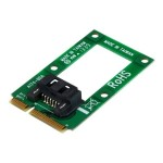 mSATA to SATA HDD/SSD Adapter - Mini SATA to SATA Converter Card -  mSATA to SATA 2.5/3.5 Hard Drive Adapter Card