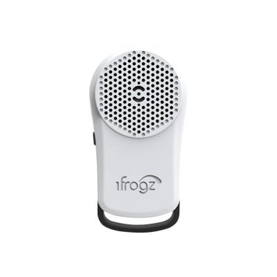 ZAGGiFrogz Tadpole Wireless Bluetooth Portable Speaker - White(IFTDPL-BW0)
