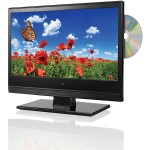 "GPX TDE1384B 13.3"" 60HZ LED TV/DVD COMB"