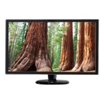 "24"" PXL2470MW Widescreen LED Backlit LCD Monitor - Black"